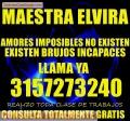 MAESTRA ELVIRA 3157273240 REALIZO TODA CLASES DE TRABAJO A NIVEL NACIONAL E INTERNACIONAL